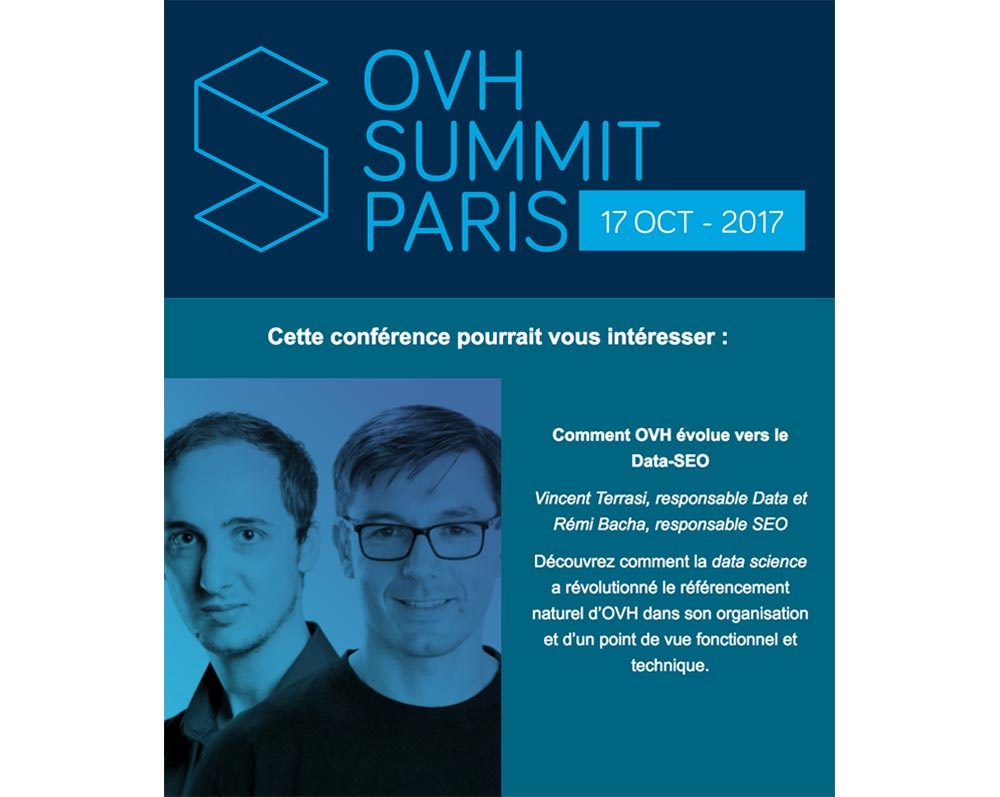 ovh summit 2017